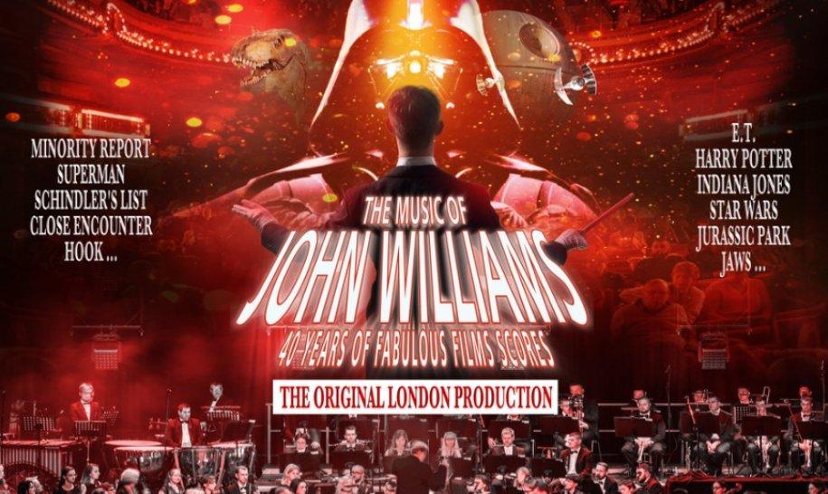 MUSIC OF JOHN WILLIAMS